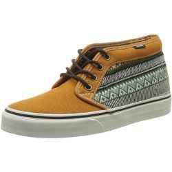 Buty miejskie VANS Chukka 79 Nordic sudan brown / hunter green