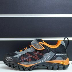 Buty rowerowe NORTHWAVE Mission Pro black VIBRAM SPD MTB ENDURO anthracite / black / orange
