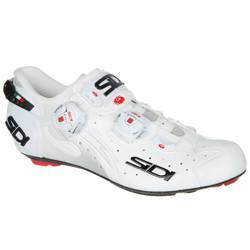 Buty rowerowe szosowe SIDI Wire AIR CARBON VERNICE white / white