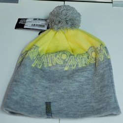 Czapka NITRO Run Away Hat grey / yellow