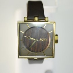 Damski zegarek ROXY Square Watch brown W194BL