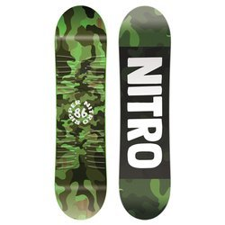 Dziecięca deska snowboardowa NITRO Ripper Kids 2020 | THE FIRST STEP TO HAPPINESS : )