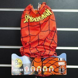 Juniorski komin BUFF SPIDER-MAN Technical Features red / yellow