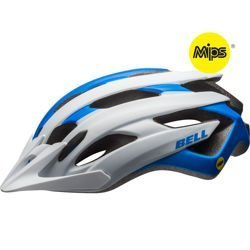 Kask rowerowy BELL Event XC MIPS white / blue