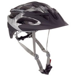 Kask rowerowy CRATONI C-Hawk MTB CARBON 240g! black / anthracite rubber