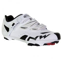 MTB cycling shoes NORTHWAVE Hammer SRS MTB white