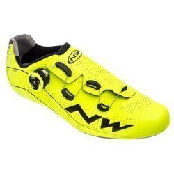 Road cycling shoes NORTHWAVE Flash NRG Air CARBON  yellow fluo / black