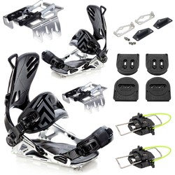 SET: splitboard SP / PATHRON GT Split Multientry FASTEC sLAB bindings + SP crampons + VOILE | size: XL