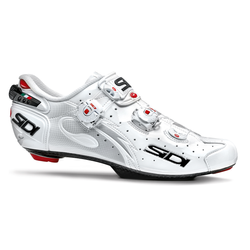 SIDI Wire CARBON SPEEDPLAY LUCIDO white / white