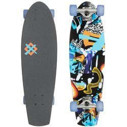 "Skateboard QUIKSILVER The All time 30""x9.75"" 