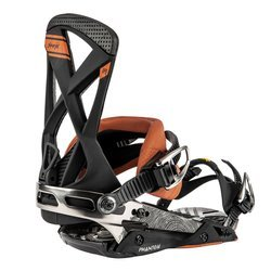 Snowboard bindings NITRO Phantom Nitro x DEEJO 2020 | The Legendary Customization Binding