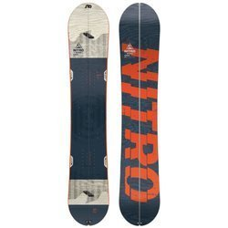 Splitboard NITRO Nomad 2020 POWER PADS