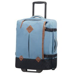 Walizka podróżna GREGORY Duffle With Wheels S²  denim blue