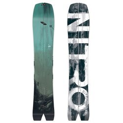 Women splitboard NITRO Squash Split 148 2020 SINTERED SPEED BASE