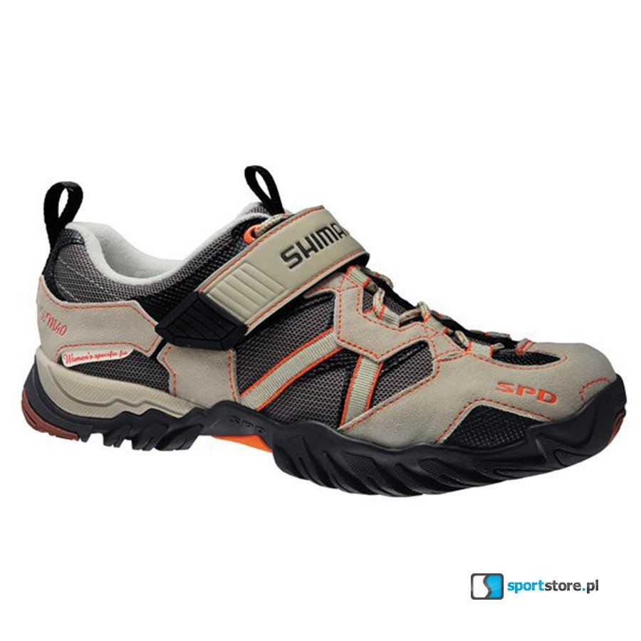 be7a7309 Damskie buty rowerowe SHIMANO SH-WM40 MTB SPD | SUMMER \ CYCLING SHOES \  MTB | SportStore.pl - Multi Sport Outlet