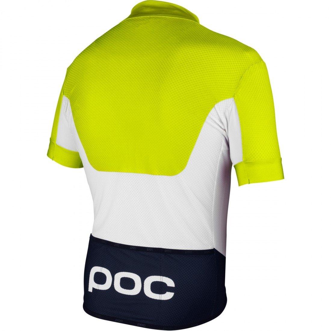 18afff316 Click to zoom. Koszulka rowerowa POC Raceday Climber Short Sleeve Jersey ...