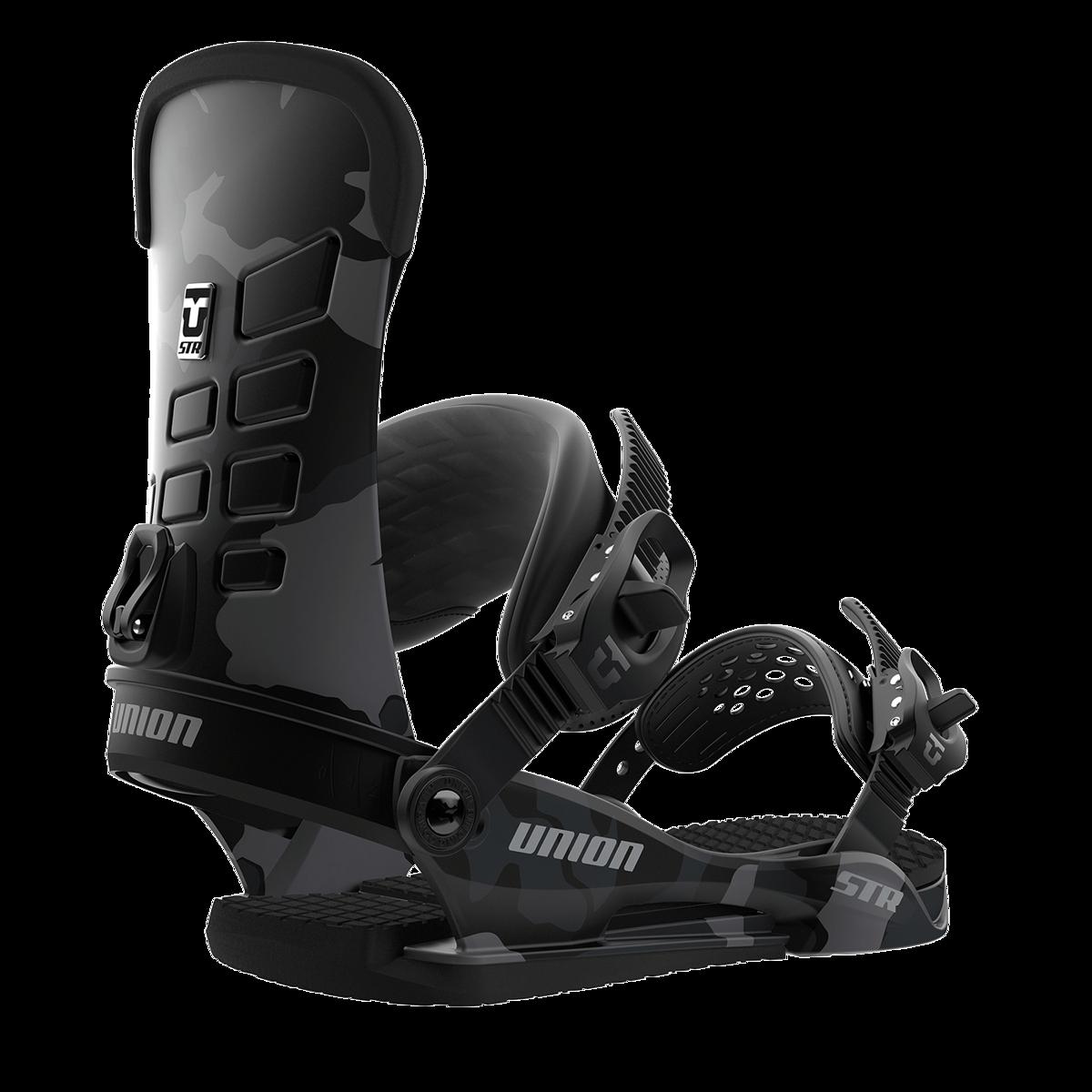 Snowboard Set: CAPITA Outerspace Living 160cm + UNION STR