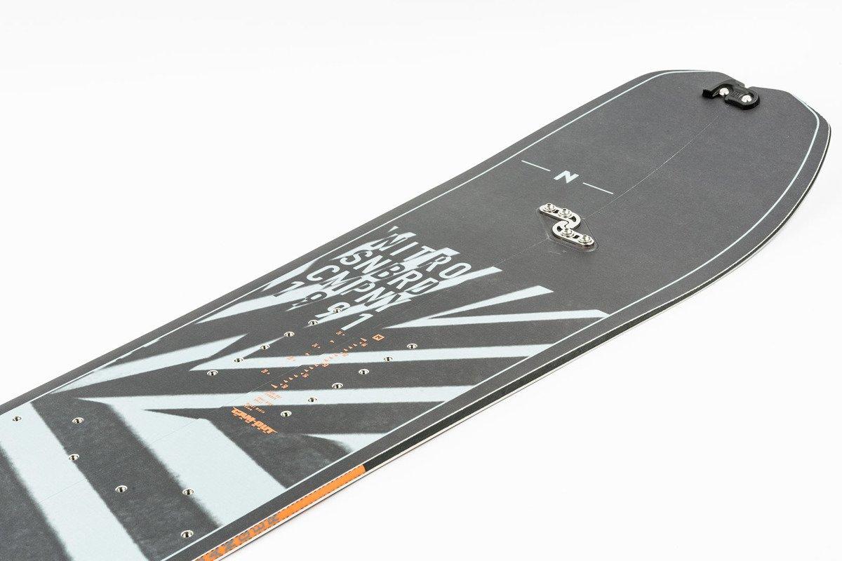 Splitboard NITRO Doppleganger 2019 KOROYD