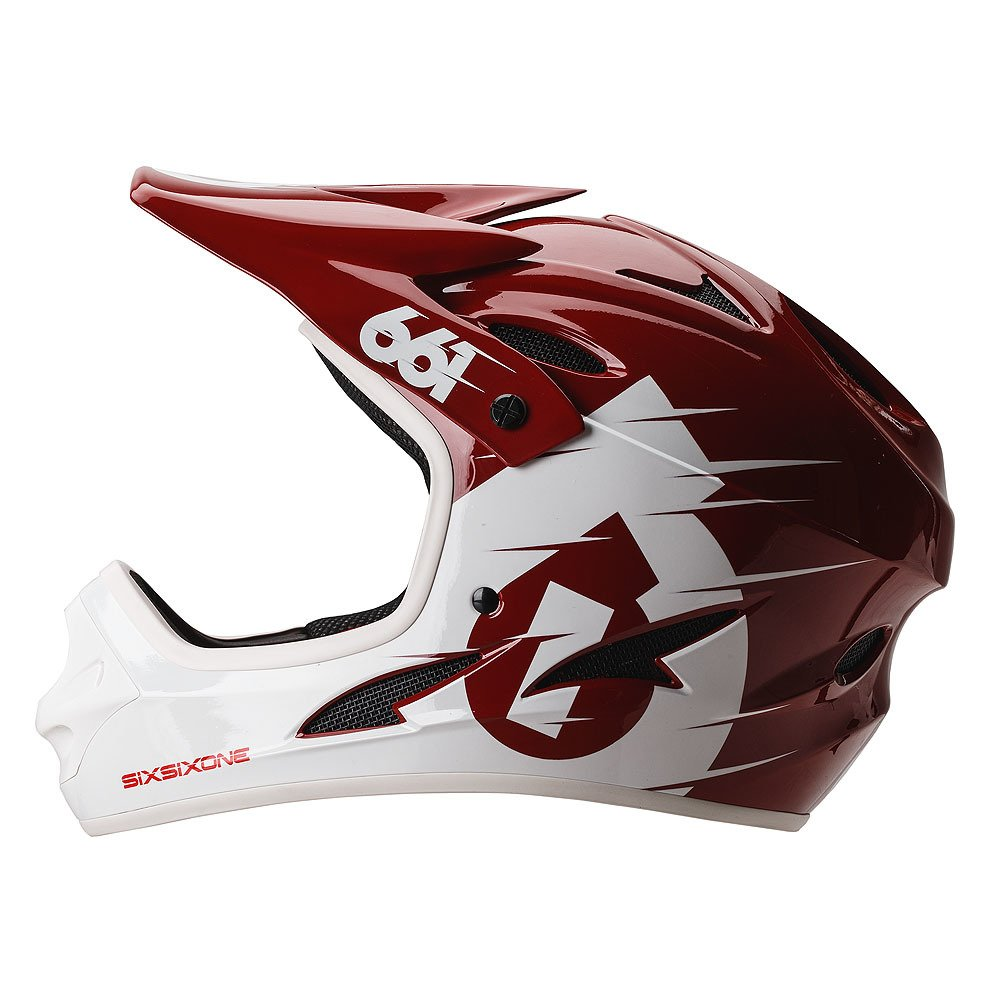 Sixsixone 661 Comp Full Face Mtb Helmet