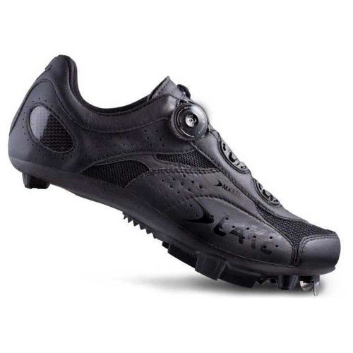Cycling cyclocross shoe LAKE MX331-X CROSS BOA CARBON Kangaroo Leather CYCLOSROSS