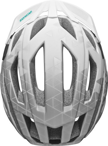 Damski kask rowerowy SPECIALIZED Andorra MTB ENDURO AM white / emerald green