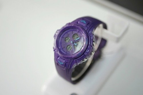 Damski zegarek ROXY Run PURPLE (W216AR)