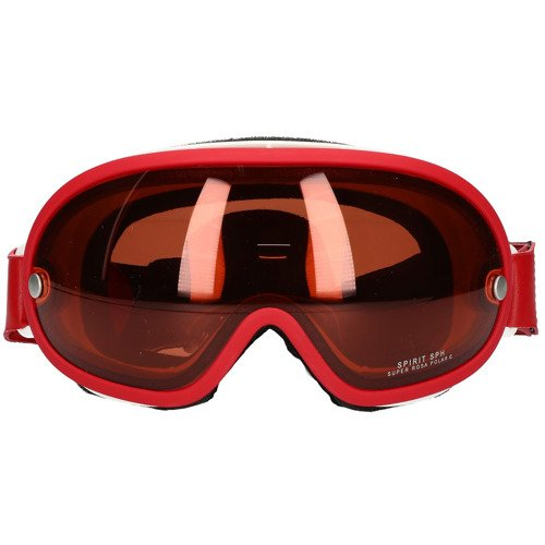Gogle CARRERA Spirit SPH RETRO LOOK red spectra / szybka: super rosa polarized