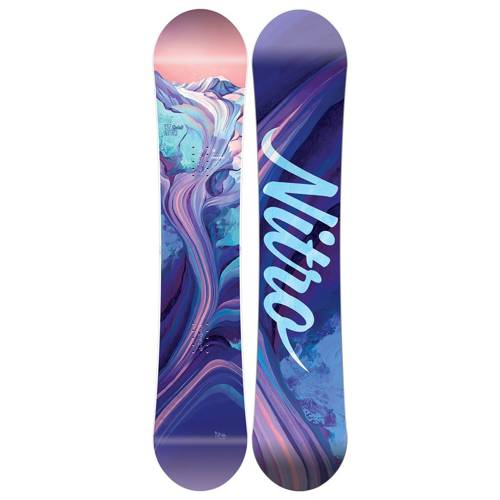 Juniorska deska snowboardowa NITRO Spirit Youth 2020 |  THE FIRST STEP TO HAPPINESS : )