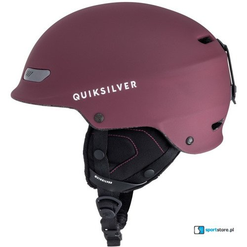 QUIKSILVER Wildcat red pomegranate 2017