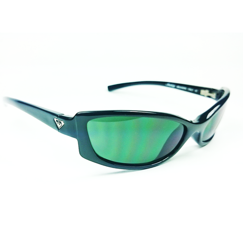 ROXY Lullaby Sunglasses black/green