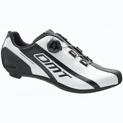 Road cycling shoes DMT R5 BOA FG CONCEPT white / black