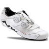 Road cycling shoes NORTHWAVE Extreme FULL CARBON white /  black | WIDE