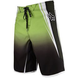 Boardshorty boardshorts FOX Fader vivid green