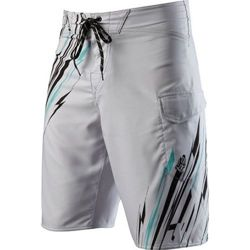 Boardshorty boardshorts FOX Showdown white
