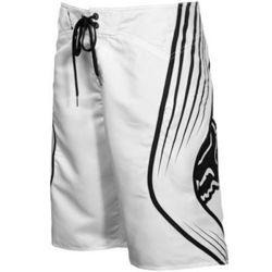 Boardshorty boardshorts FOX Top Shelf solid white