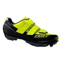 Buty rowerowe DMT M6 MTB yellow fluo / black