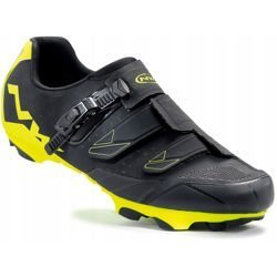 Buty rowerowe NORTHWAVE Scream SRS CARBON black / yellow fluo