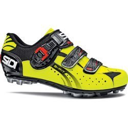 Buty rowerowe SIDI Eagle 5 FIT MTB black / yellow fluo