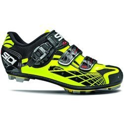 Buty rowerowe SIDI Spider SRS MTB CARBON Vernice black / yellow / fluo