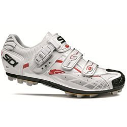 Buty rowerowe SIDI Spider SRS MTB CARBON Vernice white / white