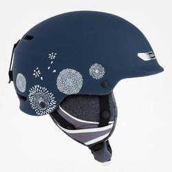 Damski kask ski / snowboard ROXY Power Powder matte navy