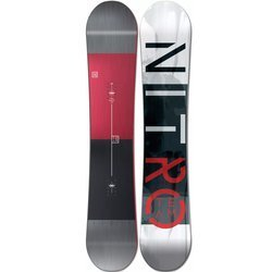 Deska snowboardowa NITRO Team GULLWING 2021 | THE PLAYFUL ALL-TERRAIN WEAPON