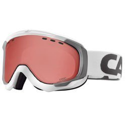 Gogle CARRERA Crest SPH white stripe / szybka: super rosa polarized by Carl ZEISS