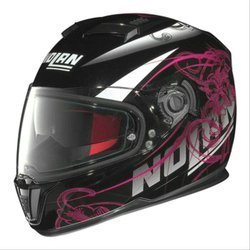 Kask na motor integralny NOLAN N86 BLOOM 35 metal black