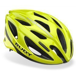 Kask rowerowy RUDY PROJECT Zumy yellow fluo