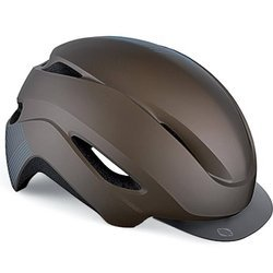 Kask rowerowy miejski RUDY PROJECT Central brown sky matte