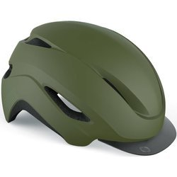Kask rowerowy miejski RUDY PROJECT Central olive green matte