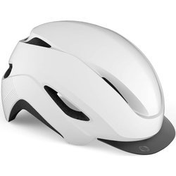 Kask rowerowy miejski RUDY PROJECT Central white matte
