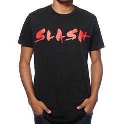 Koszulka T-shirt SLASH Snowboards by GIGI Nahaul Tee black