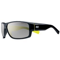 Okulary sportowe / lifestylowe NIKE Expert EV0700 071 matte black voltage / sliver flash lens